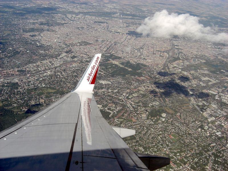 Wien Aus Dem Flugzeug Foto Bild Europe österreich Wien Bilder