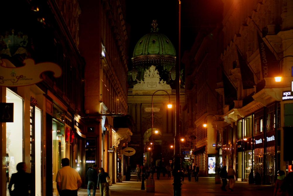 Wien bei Nacht!!