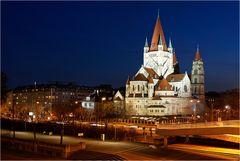 Wien * Franz-von-Assisi-Kirche #2