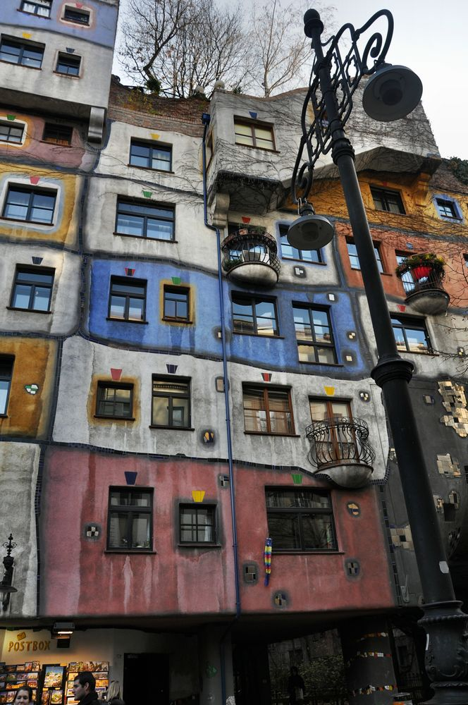 Wien - Hundertwasser-Haus