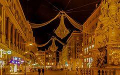 Wien in der Vorweihnachtszeit.