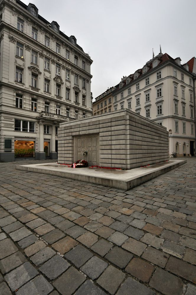 Wien - Judenplatz