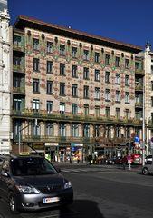 Wien - Majolikahaus