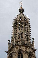 Wien Maria am Gestade gotische Kuppel