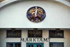 Wien - Marktamt am Naschmarkt