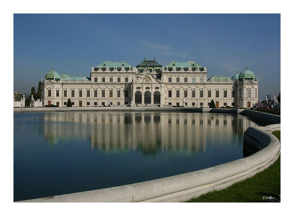 Wien Obere Belvedere