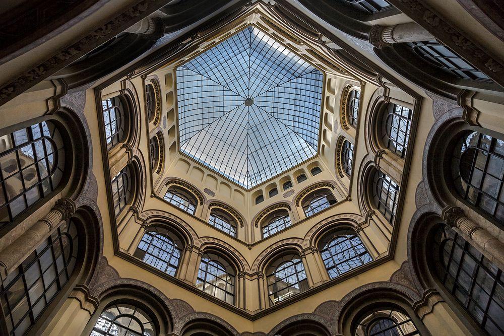 WIEN - Palais Ferstel