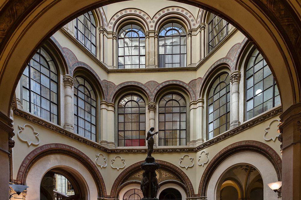 WIEN - Palais Ferstel (2)
