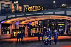 Wien   - PRATER / nostalgische Träume -