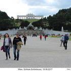 Wien, Schloss Schönbrunn, 18.09.2017