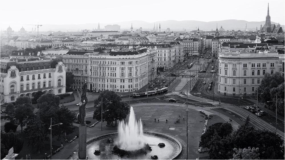 Wien Schwarzenbergplatz Foto Bild Europe österreich Wien