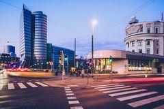 Wien - Urania / Uniqa Tower
