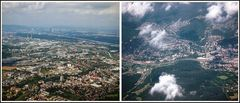 Wien von oben.