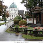 Wien, Zentralfriedhof, 17.09.2017