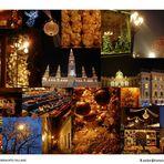 Wiener Weihnachten - Collage
