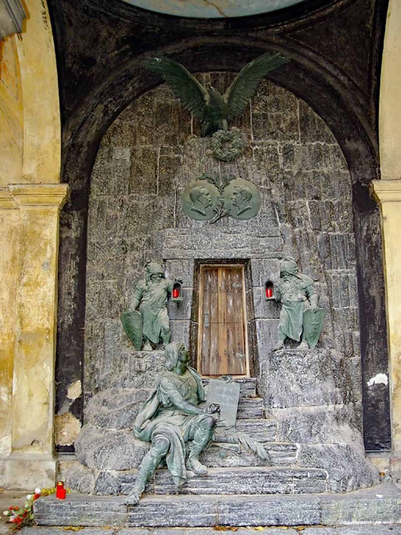 Wiener Zedntralfriedhof