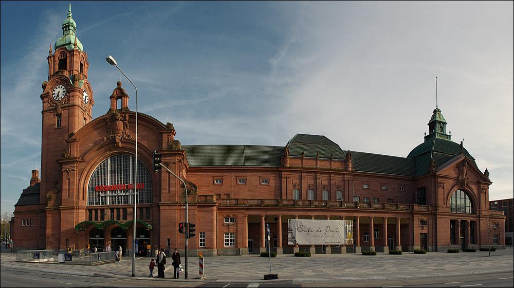 Wiesbadener Hauptbahnhof