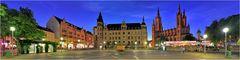 Wiesbaden Marktplatz