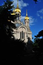 Wiesbaden Russische Kirche