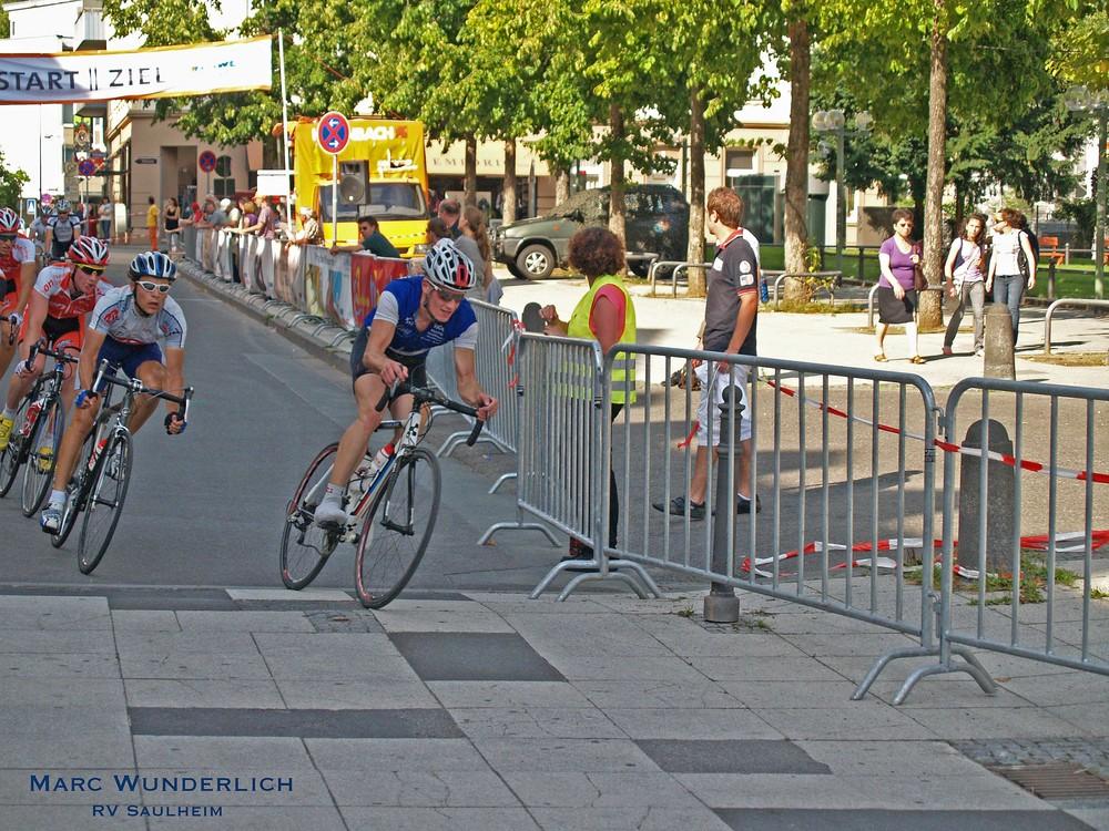 Wiesbadener City rennen