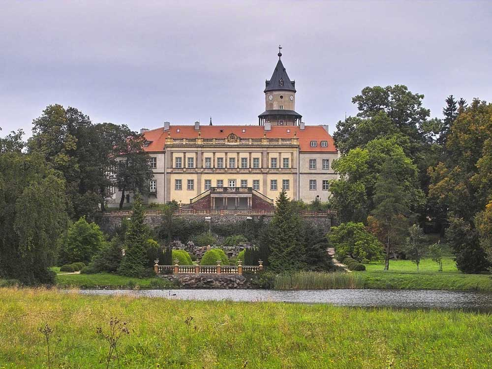 Wiesenburger Schloß im September 2006