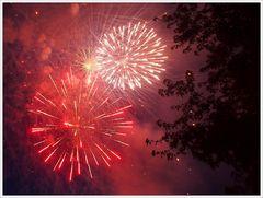 Wiesenfest-Feuerwerk