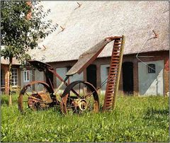 Wiesenmähmaschine