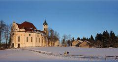 Wieskirche im Allgäu