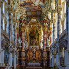 Wieskirche - Wallfahrtskirche zum Gegeißelten Heiland auf der Wies