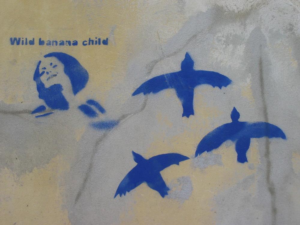 Wild Banana Child