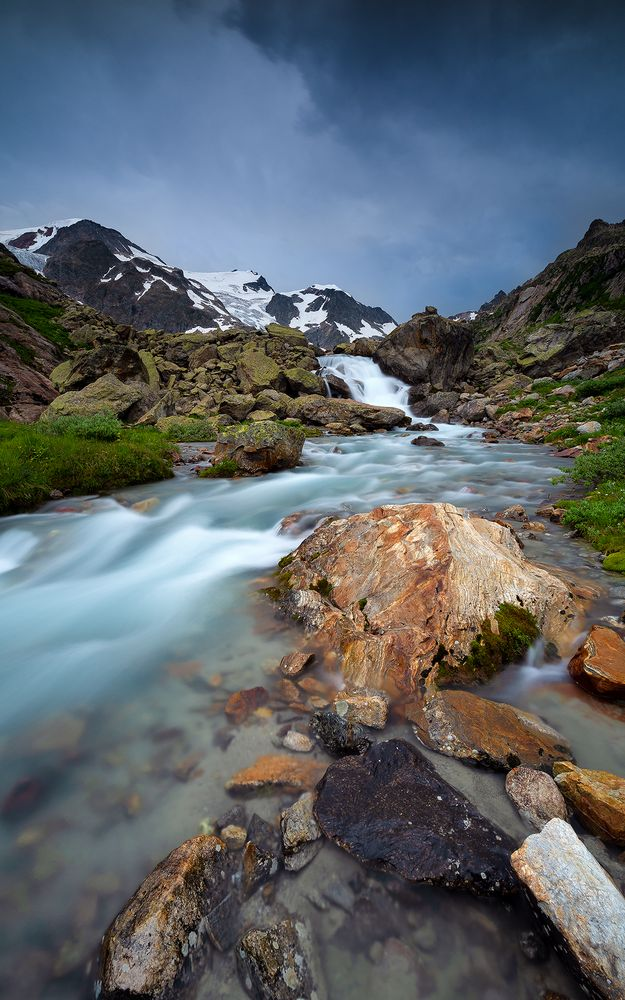 Wild Mountain Stream