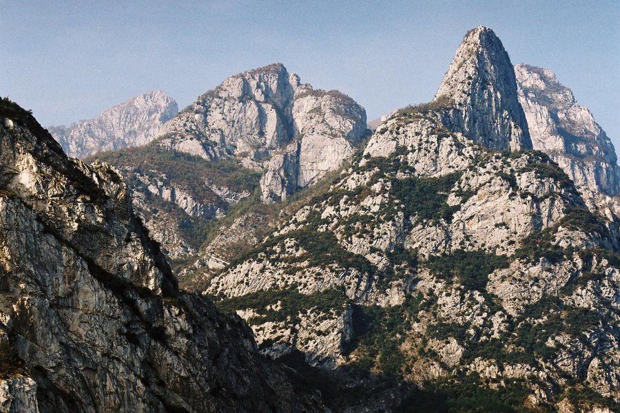 Wilde Bergwelt