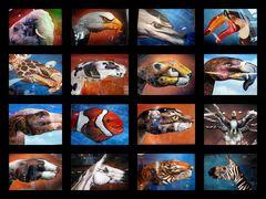 Wilde Tiere handzahm 2
