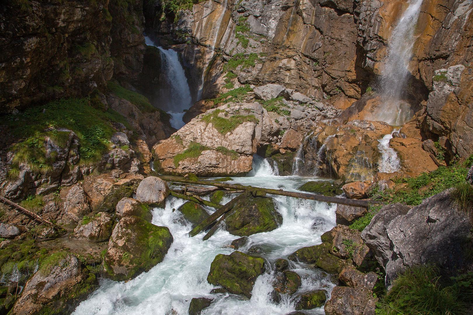 wilde Wasser 1