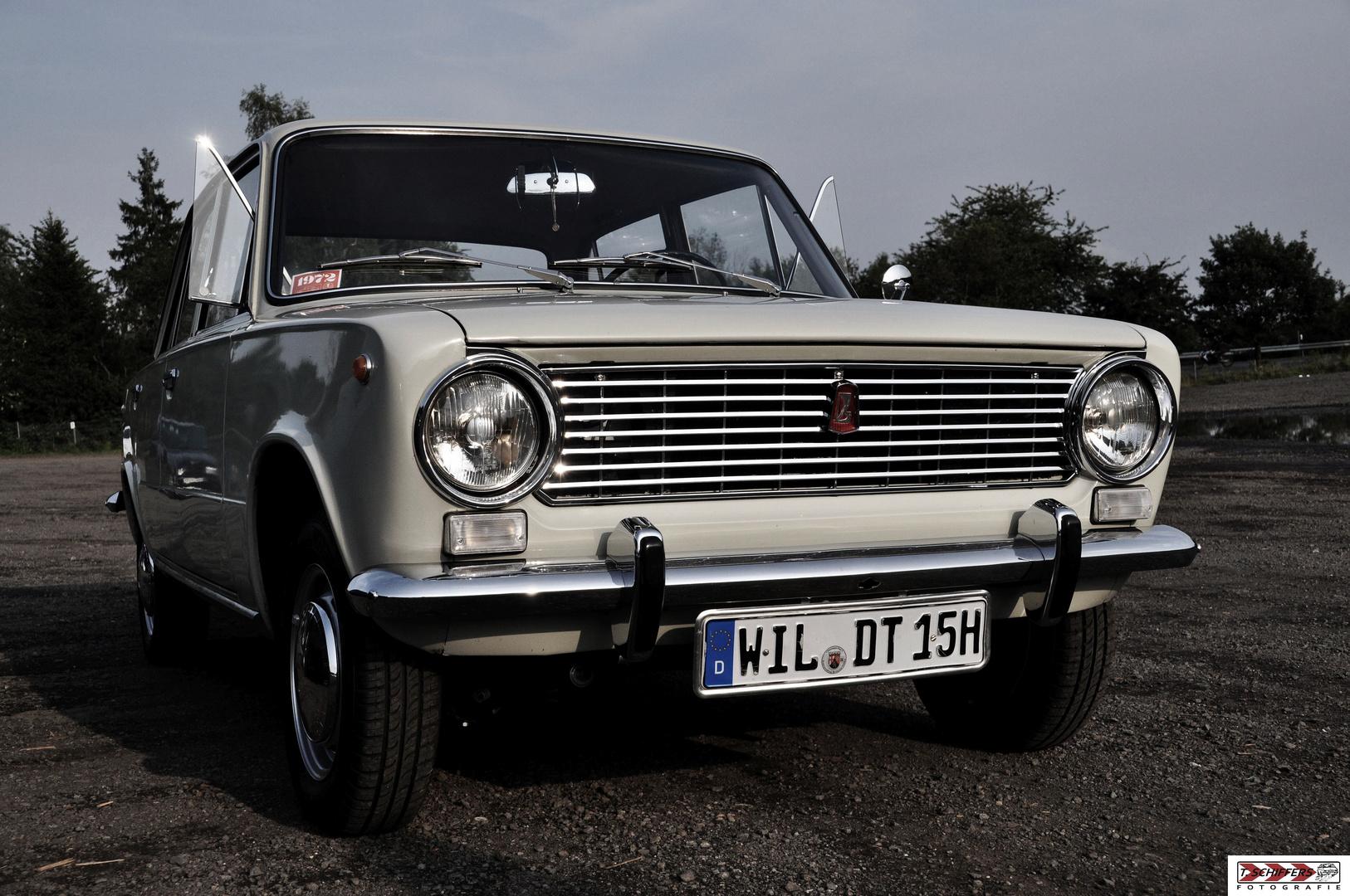 wilder 72er Lada 2101