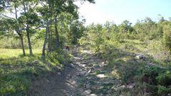 Wilder Wanderweg-Abbruzzen von Amatrice nach Campotosto