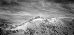 Wildhorn im Berner Oberland an einem Tag mit starkem Föhn