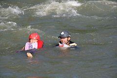 Wildwasserschwimmen die II