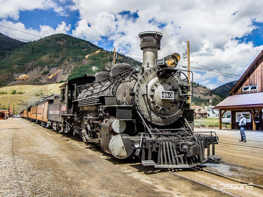 Wildwest Romantik in den Bergen Colorados
