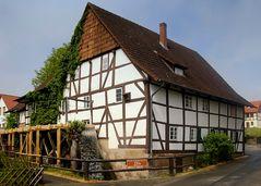 Wilhelm Busch - Herrenmühle in Ebergötzen