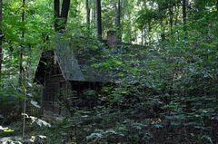 """Wilhelm Wunderlich Park Meerane """"altes Klohäuschen"""""""