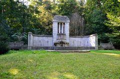 """Wilhelm Wunderlich Park Meerane """"Denkmal"""""""