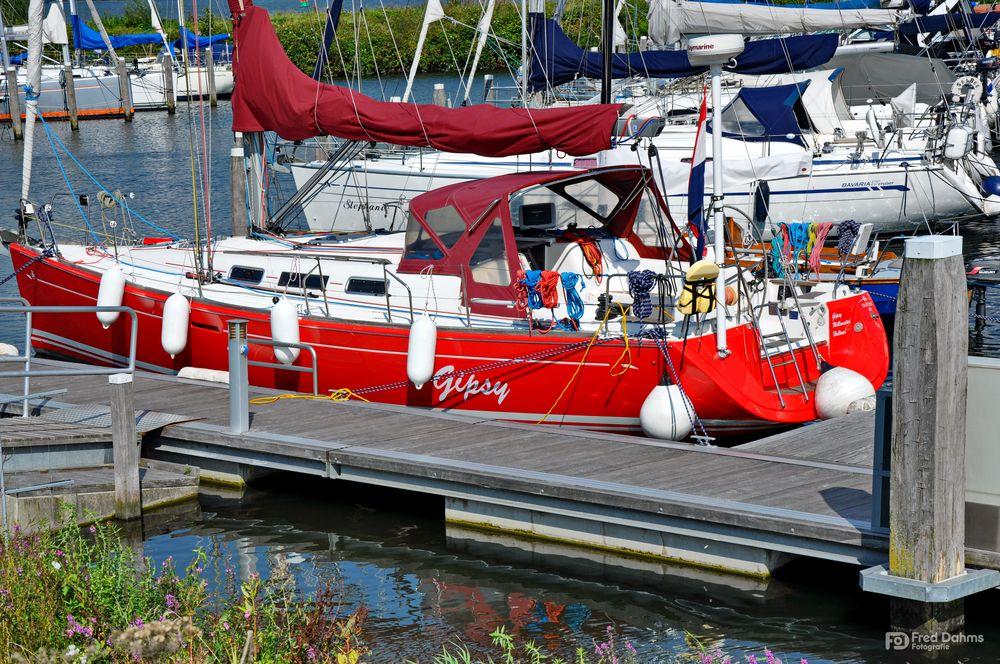 Willemstad Jachthafen, Niederlande