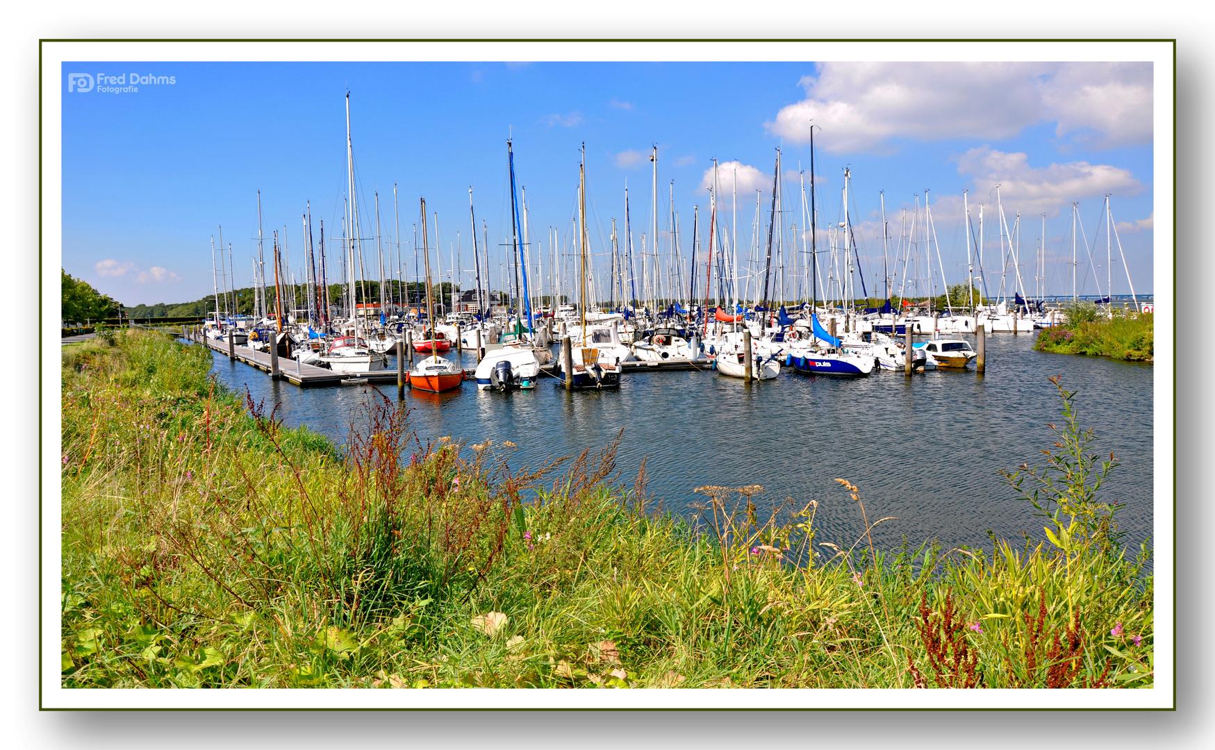 Willemstad Jachthafen, Niederlande VII