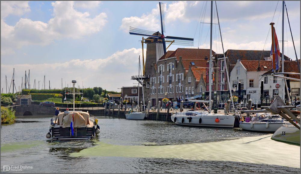 Willemstad, Niederlande III