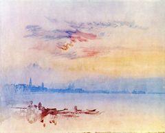 William Turner Venedig von der Giudecca