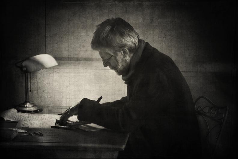 William writing #3