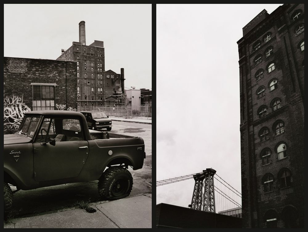 Williamsburg Collage