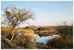 Willkommen am afrikanischen Möhnesee