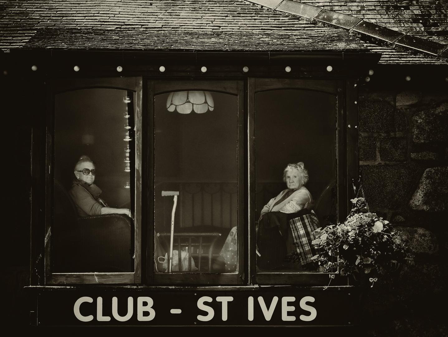 Willkommen im Club ...